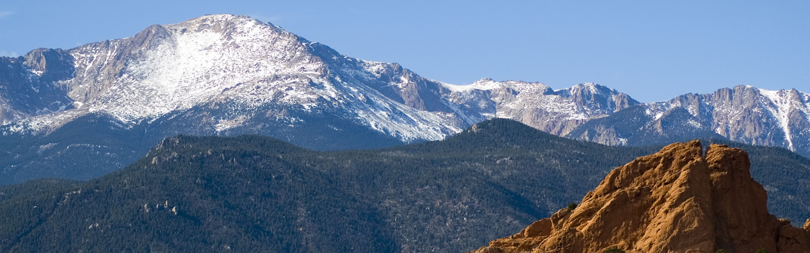 Pikes Peak Section